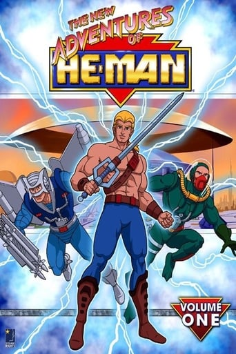 Poster of The New Adventures of He-Man