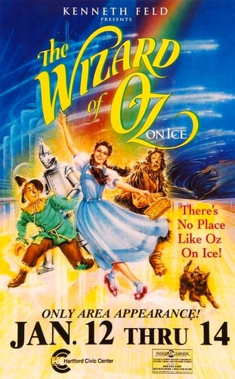 Poster of The Wizard of Oz On Ice