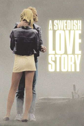 Poster of A Swedish Love Story