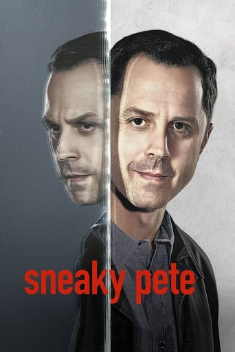Sneaky Pete Poster