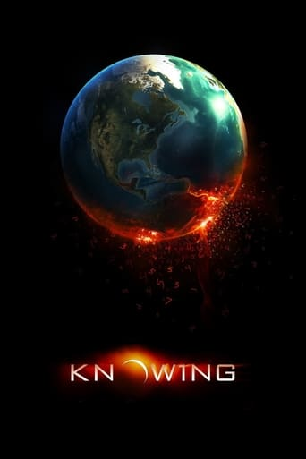 Poster of Knowing