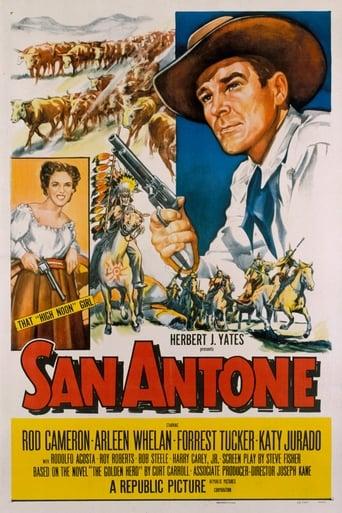 Poster of San Antone