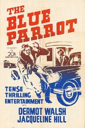 Poster of The Blue Parrot