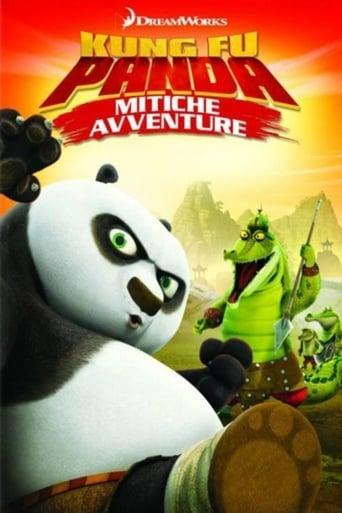 Poster of Kung Fu Panda - Mitiche avventure - Vol. 1