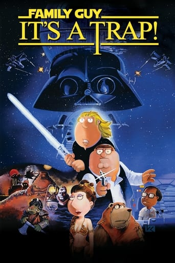 Poster of Family Guy Presents: It's a Trap!