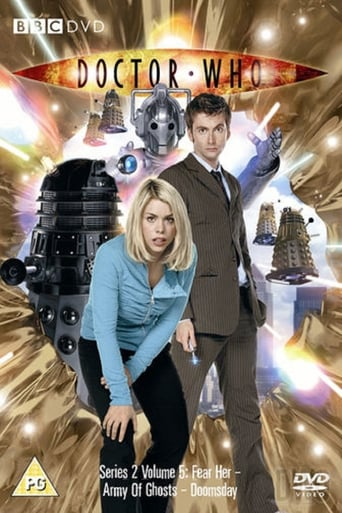 Poster of Doctor Who: Army of Ghosts fragman