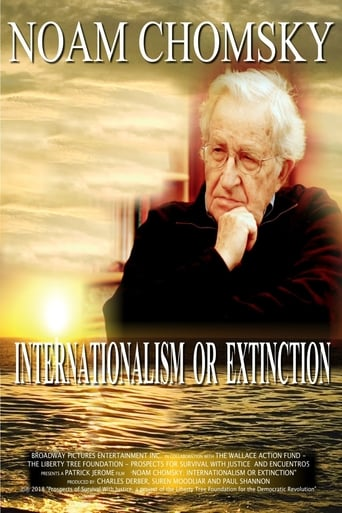 Watch Noam Chomsky: Internationalism or Extinction Online Free Putlocker