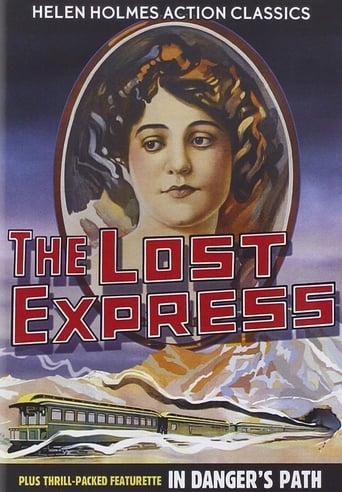 Poster of The Lost Express