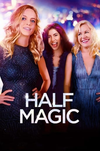 Poster of Half Magic fragman