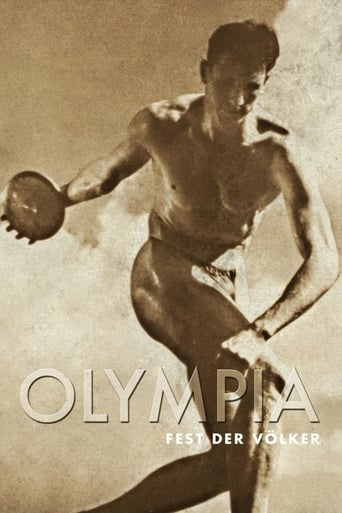 Poster of Olympia Part One: Festival of the Nations