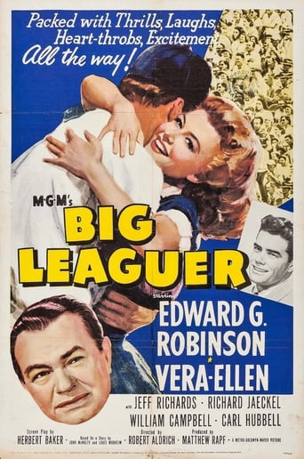 Poster of Big Leaguer