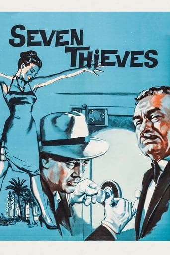 Poster of Seven Thieves