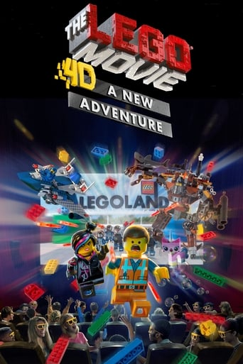 Poster of The LEGO Movie 4D: A New Adventure