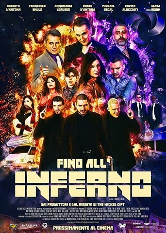 Poster of Fino All'Inferno