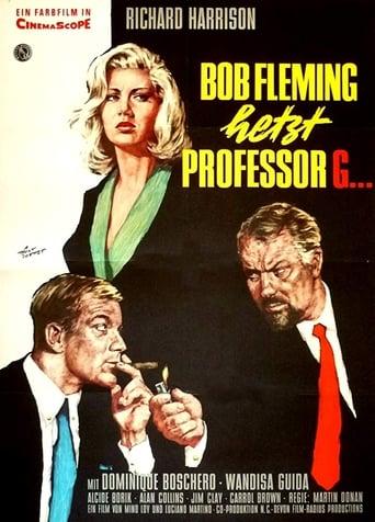 Bob Fleming hetzt Professor G.