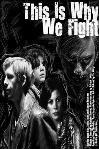 Poster of This Is Why We Fight