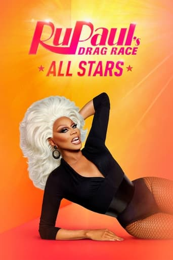 Poster of RuPaul: Reinas del drag: All Stars
