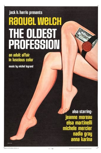 Poster of The Oldest Profession