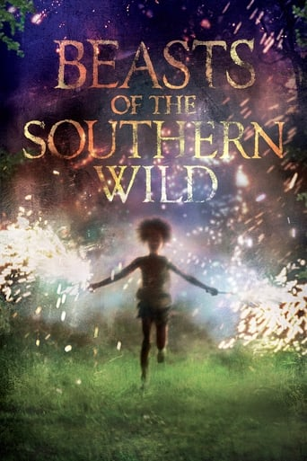 Poster of Beasts of the Southern Wild