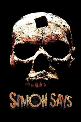 Poster of Simon Says