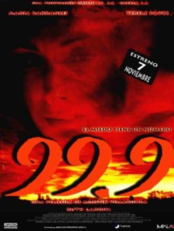 Poster of 99.9: The Frequency of Terror