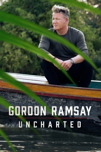 Gordon Ramsay: Uncharted Poster