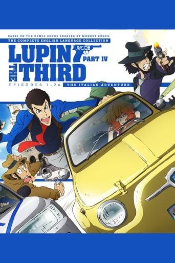 Lupin the 3rd Part IV