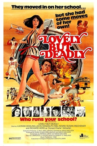 Poster of Lovely But Deadly