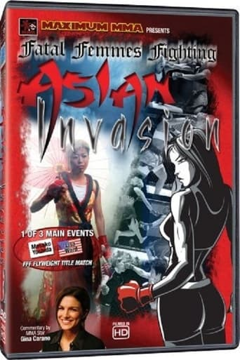 Fatal Femmes Fighting: Asian Invasion