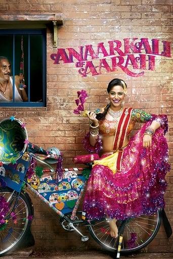 Poster of Anaarkali of Aarah