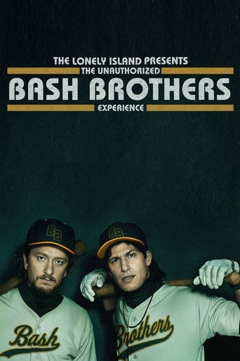 The Unauthorized Bash Brothers Experience Poster