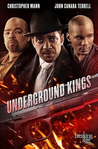 Poster of The Underground Kings