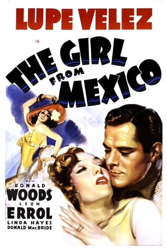 Poster of The Girl from Mexico