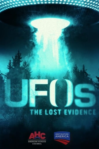 UFOs: The Lost Evidence Movie Poster