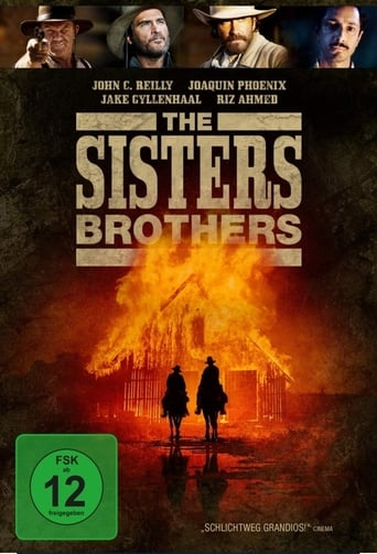 The Sisters Brothers - Western / 2019 / ab 12 Jahre