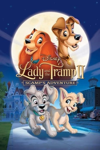 Poster of Lady and the Tramp II: Scamp's Adventure