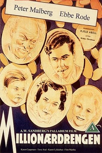 Poster of Millionærdrengen