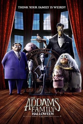 Poster of Η Οικογένεια Άνταμς