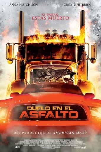 Poster of Duelo en el asfalto