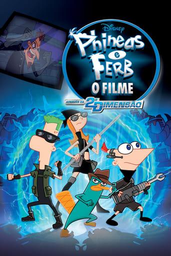 Phineas e Ferb, O Filme: Através da 2ª Dimensão