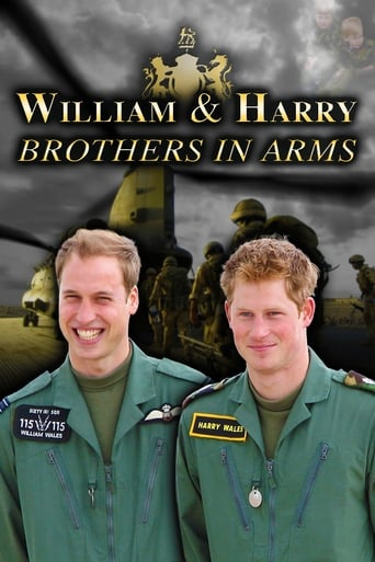 Poster of William and Harry: Brothers in Arms