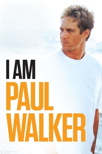 I Am Paul Walker Poster