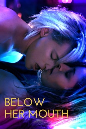 The poster of Below Her Mouth