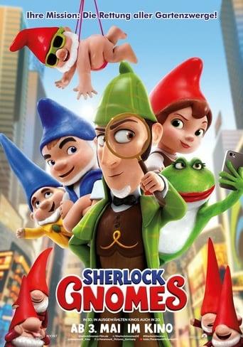 Sherlock Gnomes - Animation / 2018 / ab 0 Jahre