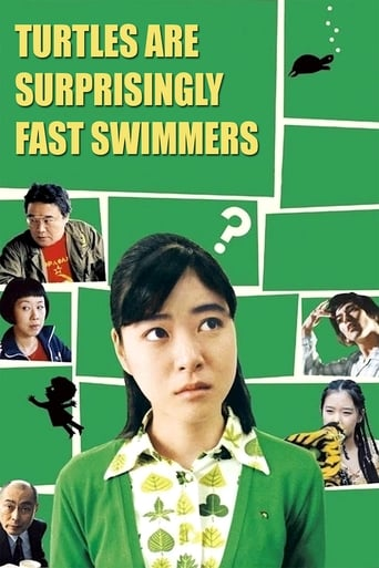 Poster of Turtles Are Surprisingly Fast Swimmers