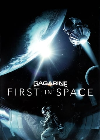 Poster of Gagarin: First in Space