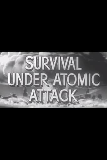 Poster of Survival Under Atomic Attack