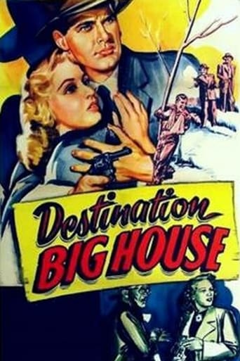 Poster of Destination Big House