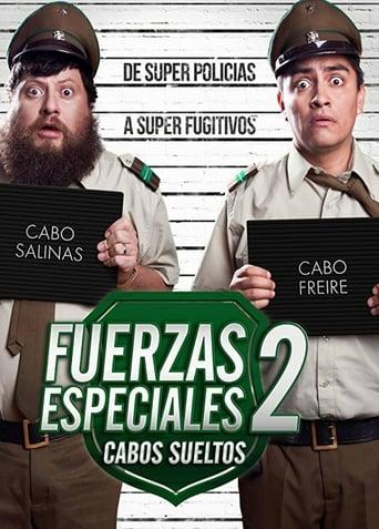 Poster of Fuerzas Especiales 2: Cabos Sueltos