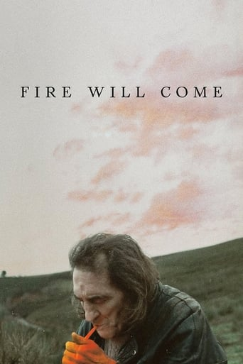Poster Fire Will Come